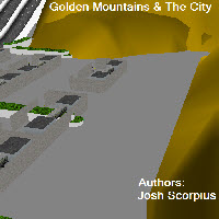 Golden Mountains & The City