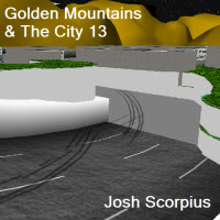 Golden Mountains & The City 13