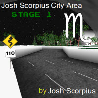 Josh Scorpius City Area Stage 1