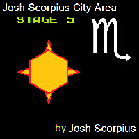 Josh Scorpius City Area Stage 5