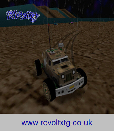A Storm In The Desert