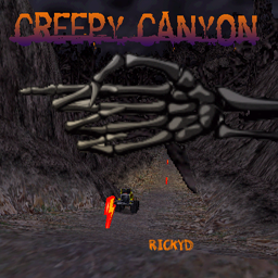 Creepy Canyon