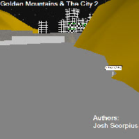 Golden Mountains & The City 2