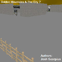 Golden Mountains & The City 7