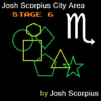 Josh Scorpius City Area Stage 6