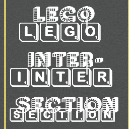 Lego Intersection