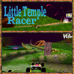 Little Temple Racer