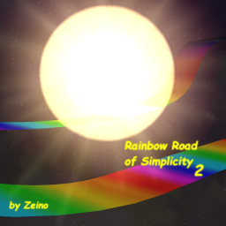 Rainbow Road of Simplicity 2