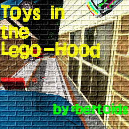 Toys In The Lego Hood