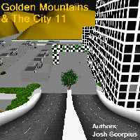 Golden Mountains & The City 11