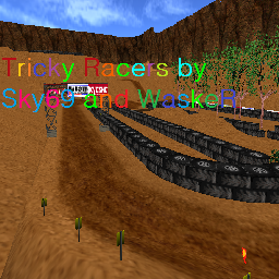 Tricky Racers 1