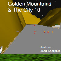Golden Mountains & The City 10