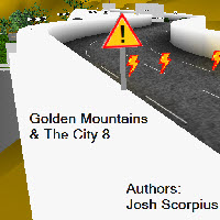 Golden Mountains & The City 8