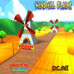 DKR - Windmill Plains