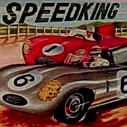 Speed King Slot Cars