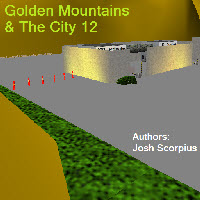 Golden Mountains & The City 12