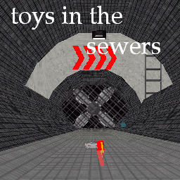Toys In The Sewers